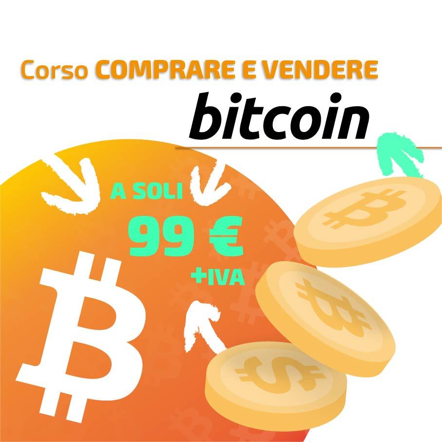 Corso Comprare e Vendere Bitcoin small