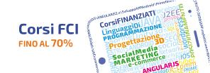 banner Corsi FCI Corsi Finanziati FCI Formazione Continua Individuale