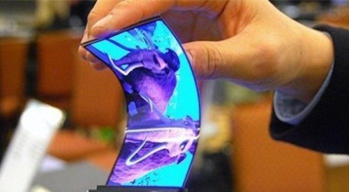 samsung x flexible amoled display