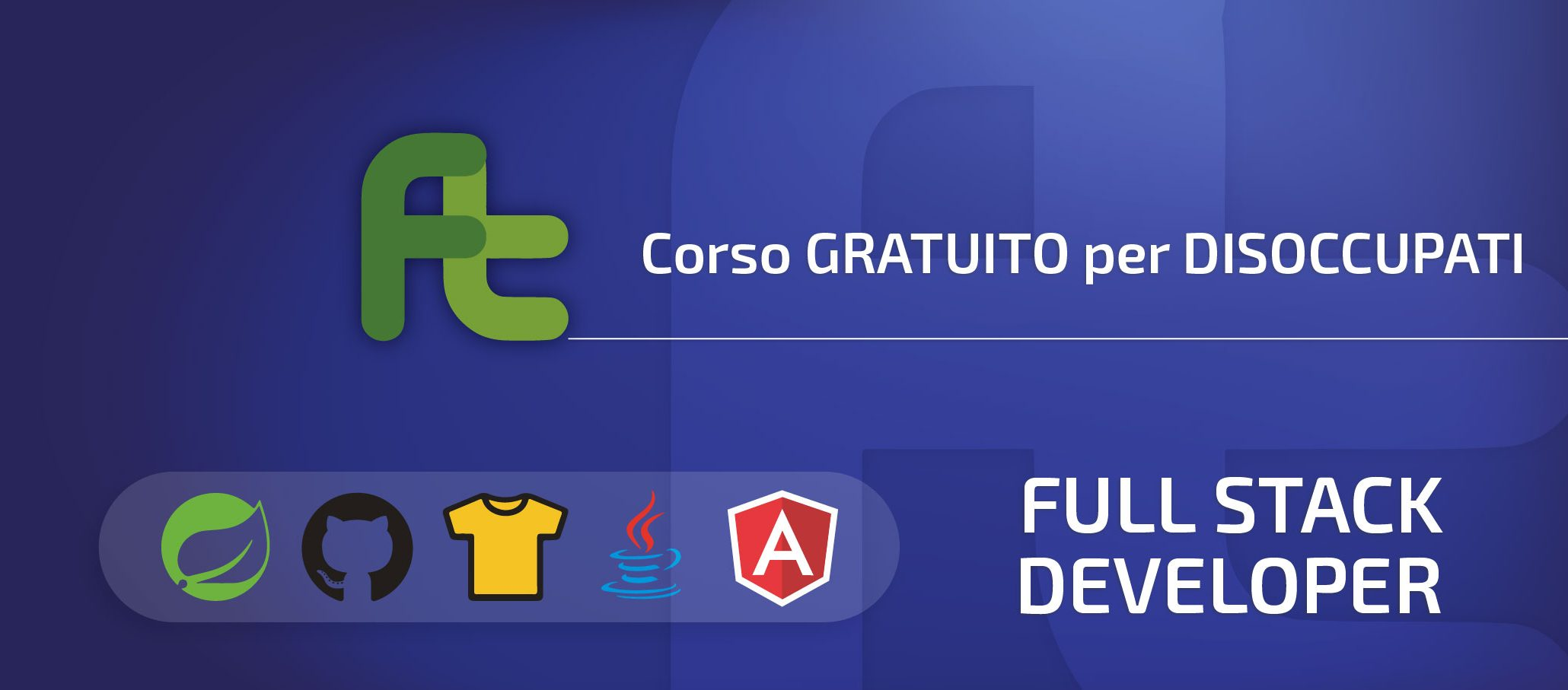 Corso Gratuito Full Stack Developer
