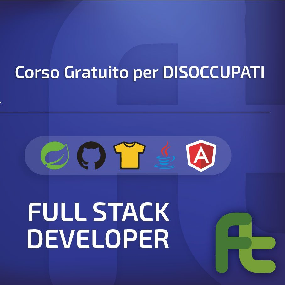 Corso Gratuito Full Stack Developer mobile