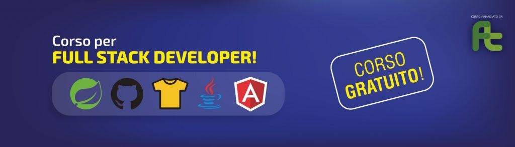 Selezioni Corso Full Stack Developer