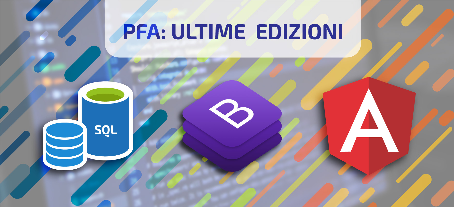 PFA Ultime Edizioni header