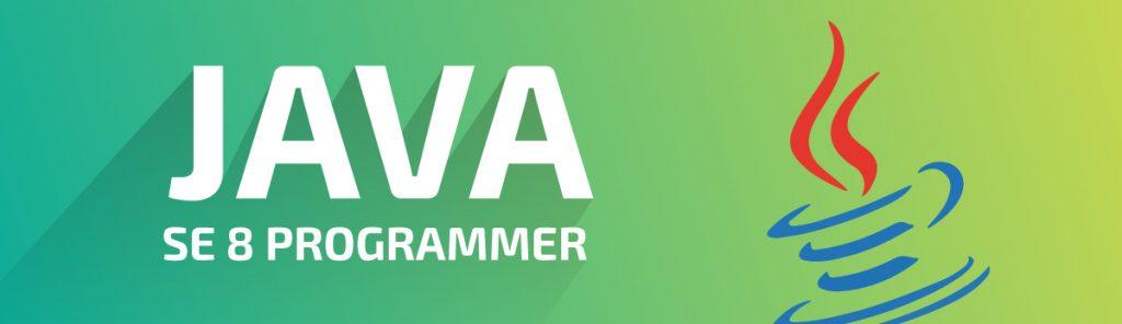 java s8 programmer