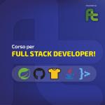 Riaprono le selezioni del Corso gratuito per Full Stack Developer