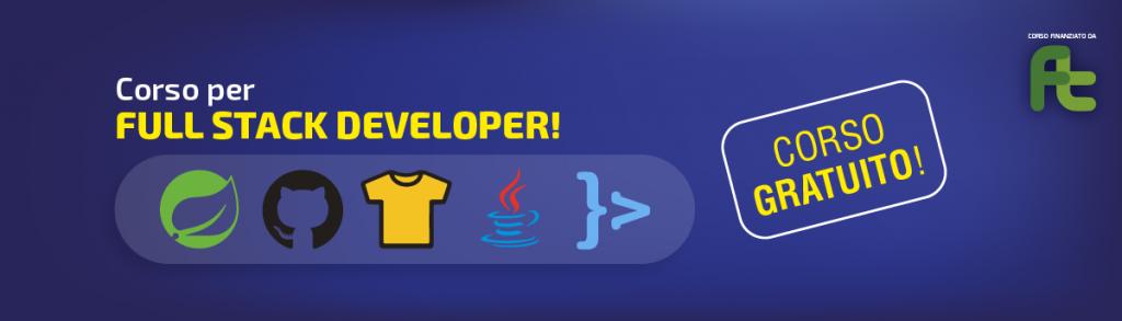 Full Stack Developer articolo